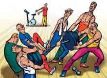 Фитнес-тренер - творец человеческих тел
